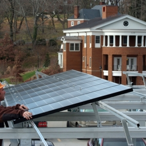 On-site Solar Power for Schools Secure Futures