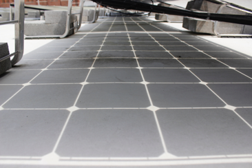 One of the benefits of rooftop solar is that it provides natural shading, cooling and ventilation to all roof types.