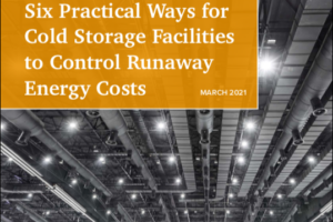 Cold Storage Energy Guide cover